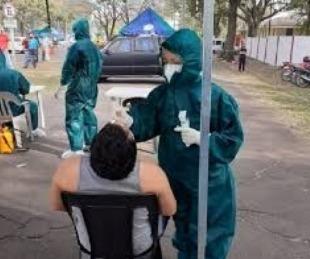 foto: Hisopados pagos para el ingreso a Corrientes: puntos principales