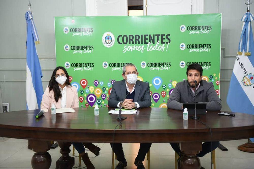 Corrientes arrancará con 5 retenes para los testeos obligatorios