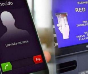 foto: Otra estafa telefónica: le robaron $20 mil de la cuenta bancaria