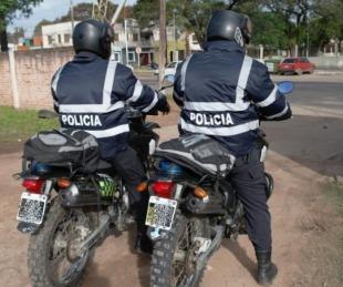 foto: Policías del Grupo GRIM quedaron aislados por riesgo de contagio