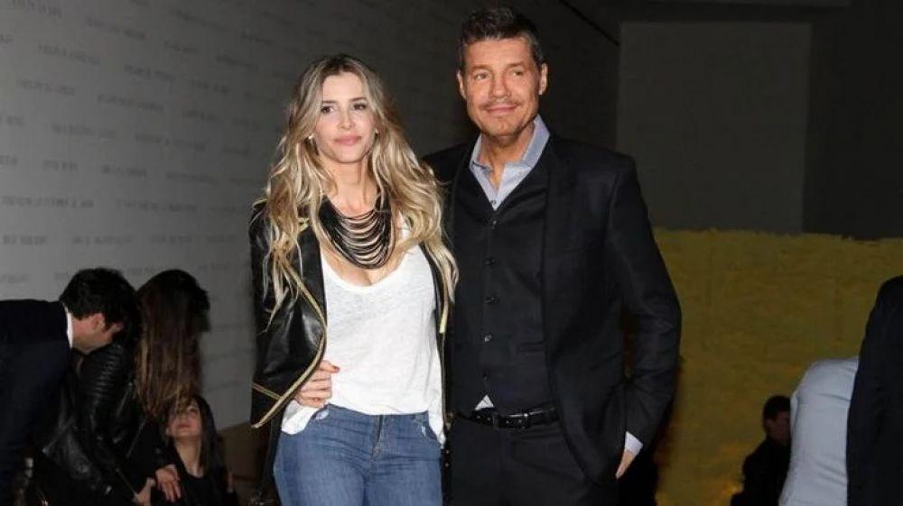Marcelo Tinelli y Guillermina Valdés mostraron su ¿reconciliación?