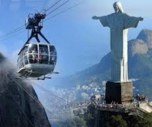 foto: Brasil: Gobierno reabrió el Cristo Redentor y el Pan de Azúcar