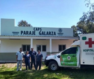 foto: Provincia construyó un Centro de Salud en el paraje Galarza