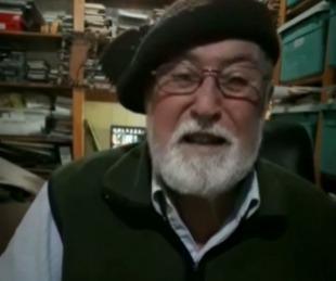 El último mensaje del Padre Julián Zini en Radio Sudamericana
