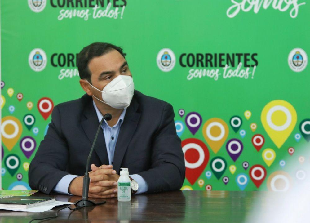 Covid-19: Valdés destacó la investigación que estudia la eficacia de la Ivermectina