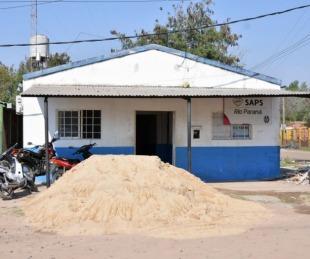 foto: La Municipalidad supervisó las refacciones integrales en SAPS