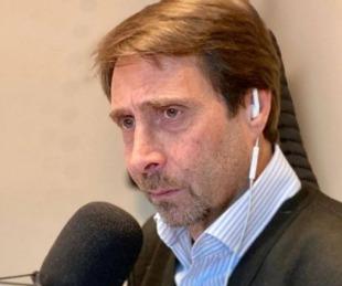 foto: El periodista Eduardo Feinmann confirmó que tiene coronavirus