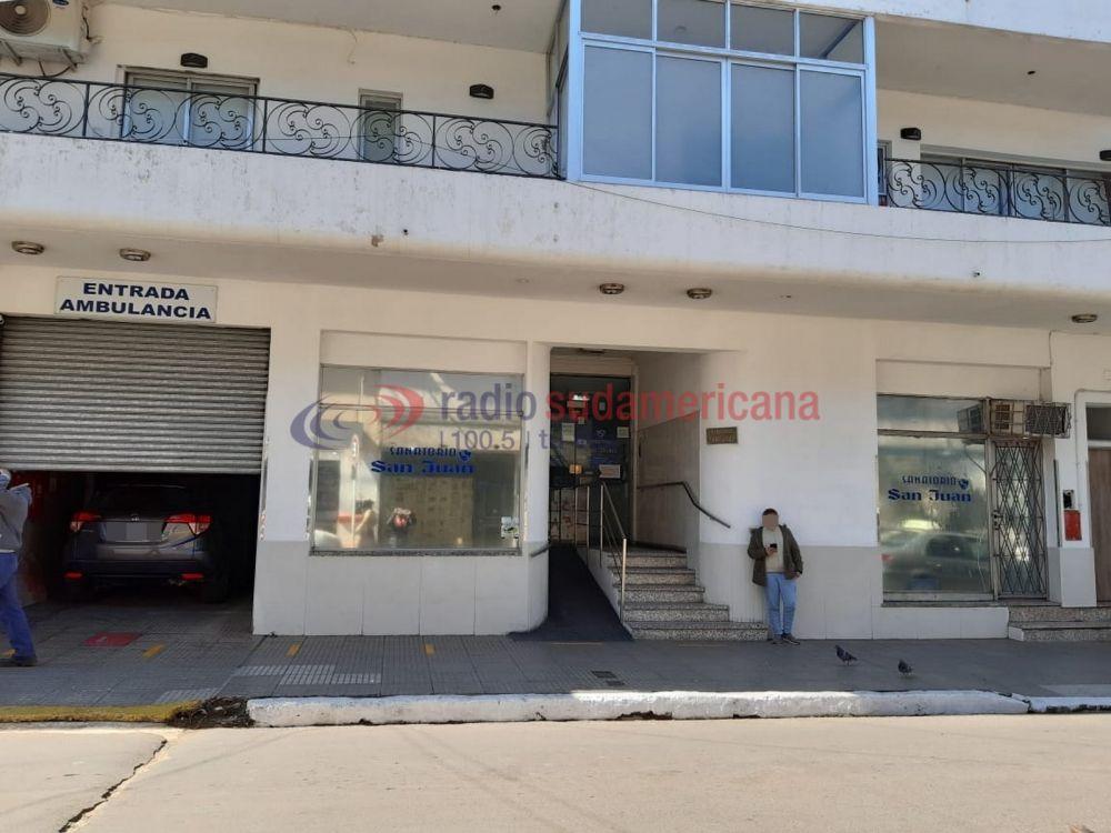 Cerraron preventivamente el Sanatorio San Juan tras confirmarse un caso positivo de Coronavirus