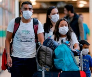 Chile: suben los casos diarios de COVID-19 por cuarto día consecutivo