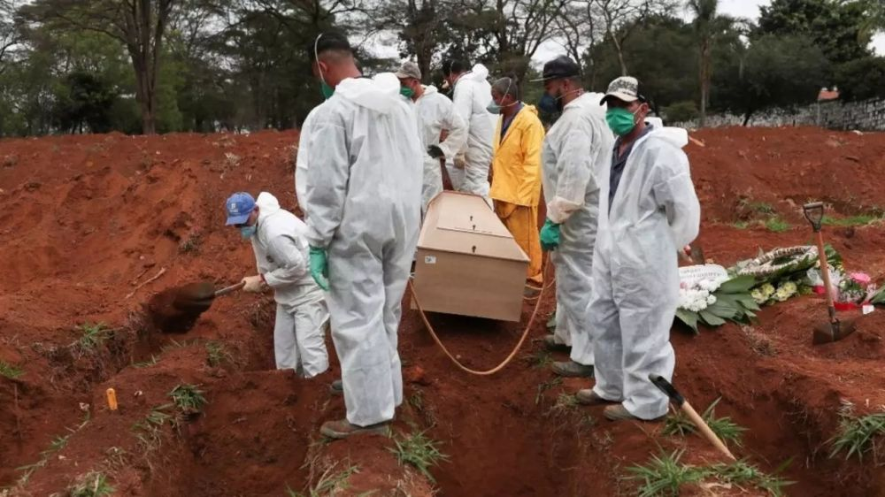 Coronavirus: ya registran más de 800 mil muertos a nivel mundial
