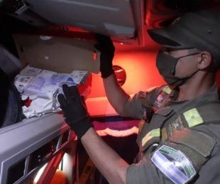 foto: Camionero viajaba con $999.700 y no pudo justificar su procedencia