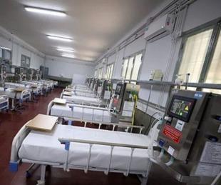 Coronavirus: hay tres pacientes internados con respiración asistida