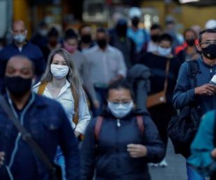 foto: Brasil ya superó las 120.000 muertes por coronavirus