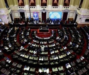 foto: Diputados: UCR advierte que el martes sesionará presencialmente