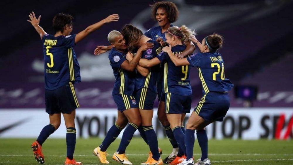 Lyon venció a Wolfsburgo y es campeón por séptima vez en la Champions