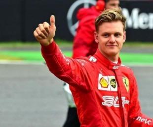 foto: Fórmula 1: el hijo de Schumacher podría debutar la competencia