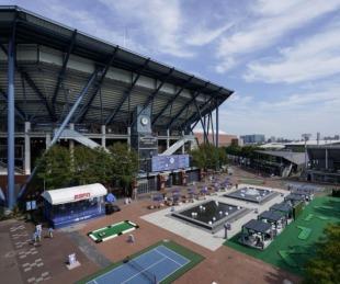 foto: US Open: un tenista dio positivo en coronavirus a un día del comienzo
