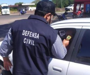 foto: San Luis del Palmar restringe ingresos provenientes de la Capital