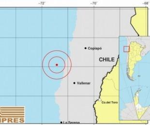 foto: Un fuerte temblor en Chile se sintió en provincias de Argentina