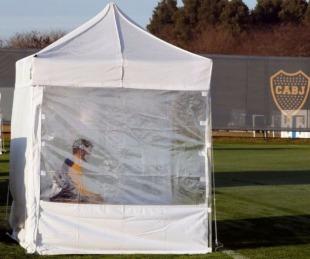 foto: Boca Juniors: siguen los contagios y ya hay 18 futbolistas infectados