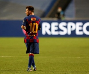 foto: Oficial: Lionel Messi finalmente se queda en Barcelona