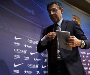 foto: Policía de Cataluña acusa de corrupción al presidente de Barcelona