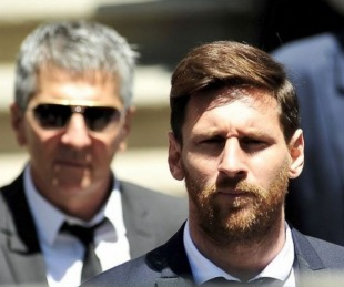 foto: Messi comunicó que desconoce el contrato y la cláusula con Barcelona