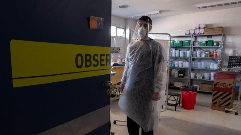 Coronavirus en Argentina: 6.986 nuevos casos y 120 muertes