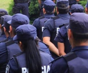 foto: Policía bonaerense: