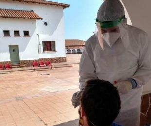foto: Salud habilitó un centro de testeo para las investigaciones epidemiológicas
