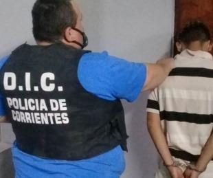 foto: Detuvieron a maleante que en patota robó un costoso celular