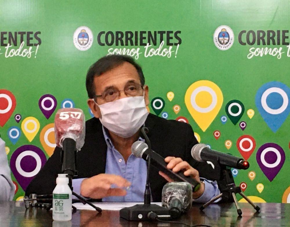 Coronavirus: el ministro de Salud habló tras la muerte de un médico