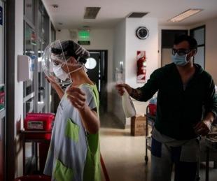 foto: Coronavirus: registran 44 muertes más y el total asciende a 11.307