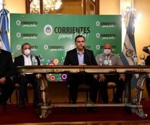 foto: Conocé las medidas más importantes anunciadas por Valdés