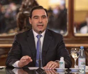 foto: Expectativa por la conferencia de prensa de Gustavo Valdés