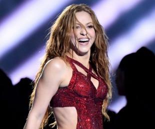 foto: Shakira demostró sus habilidades andando en skate