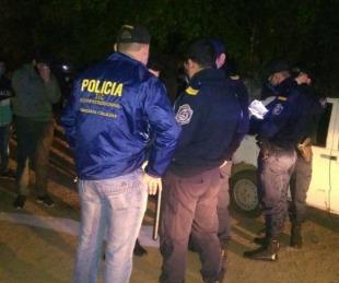 foto: Fiesta clandestina en la casa de una mujer policía: participó hasta un DJ