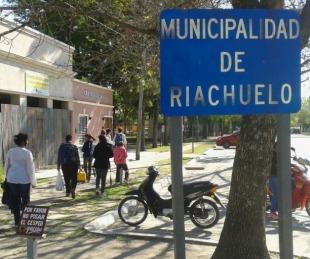 foto: Dos casos positivos en Cañada Quiroz: Hicieron 32 hisopados