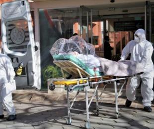 foto: Otras 315 personas murieron y 9.909 fueron contagiados en el país