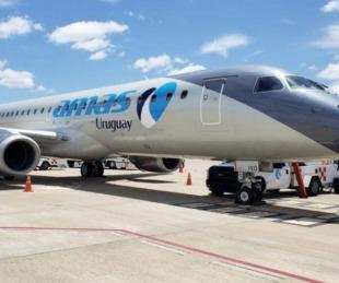 foto: Coronavirus: Paraguay y Uruguay inauguraron vuelos directos
