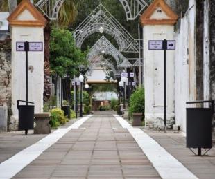 foto: Habilitan los turnos para visitar los cementerios públicos capitalinos