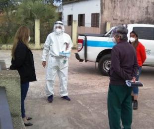foto: Mantilla y San Roque: amplían investigaciones epidemiológicas