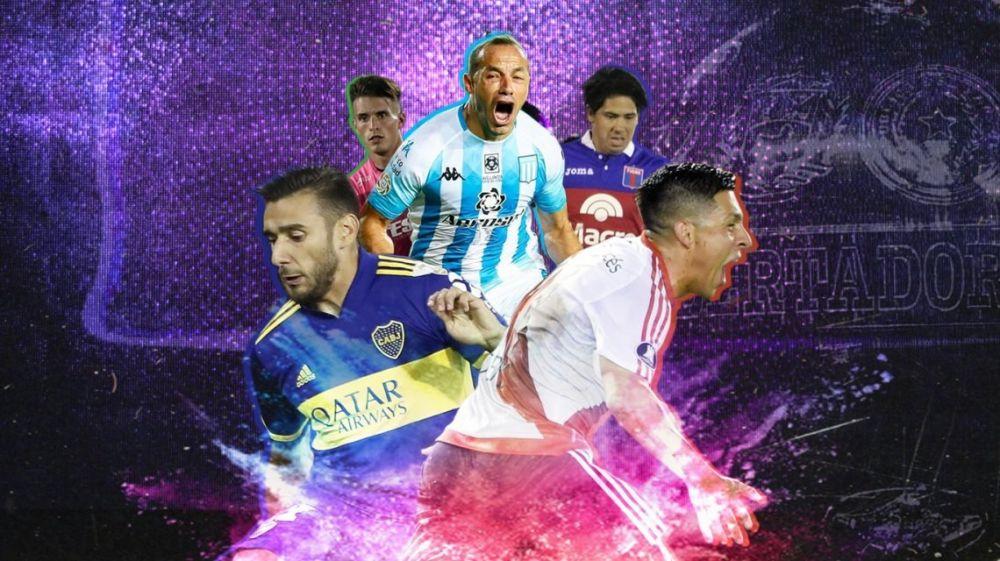 Copa Libertadores: vuelven a jugar todos los equipos argentinos