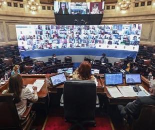 foto: El Senado aprobó la remoción de los jueces que investigan a Cristina