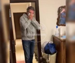 Covid-19: Paciente fue dado de alta y así lo recibió su familia