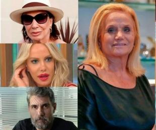 foto: Los mensajes de dolor de los famosos por la trágica muerte de Elsa Serrano