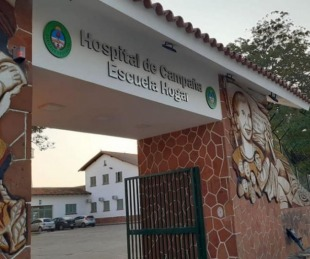 Murió un hombre de 59 años por Covid en el Hospital de Campaña