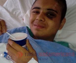 foto: Jovencito fue atropellado y abandonado: piden datos del conductor