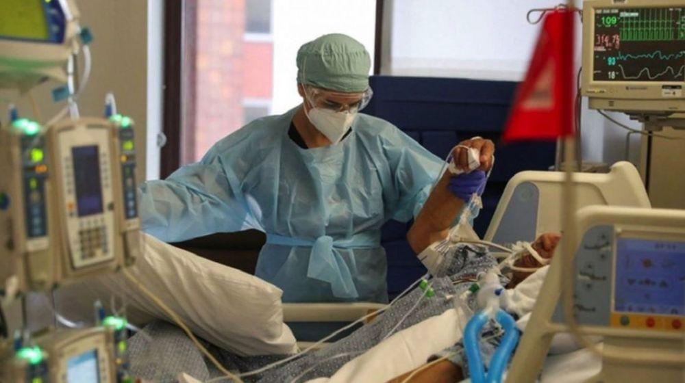 Argentina superó los 600.000 casos positivos de coronavirus