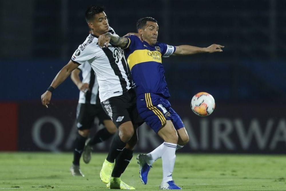 Libertadores: Boca pisó fuerte en Paraguay y le ganó a Libertad